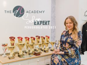 The-AN-Academy Salon Expert peruskoulutus 2021